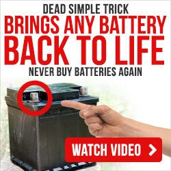 rebuild a lead acid battery, How to rebuild a lead acid battery And Restore Your Car Battery Life,