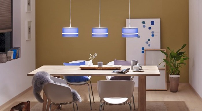 Light a Dining Room, Creative Lighting Ideas for a dining room (Top lights for the kitchen),